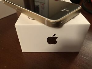 iPhone 5S 16gb gold 9/10 condition