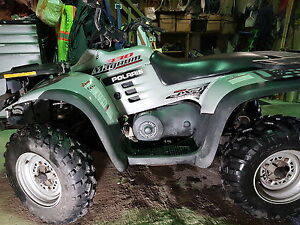 Polaris Magnum 330 with 4by4 ready 2 ride
