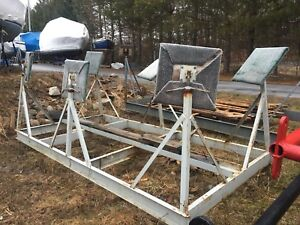Sailboat Cradle for Sale - From 30' Cape Dory
