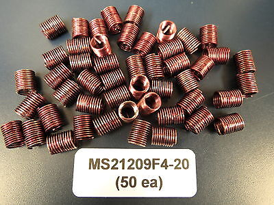 MS124655 Helicoil #10-32 Helical Inserts Stainless 1191-3CN-190S 1000