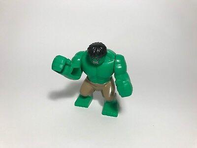 LEGO ® Super Heroes Minifigur Hulk aus 6868  online kaufen