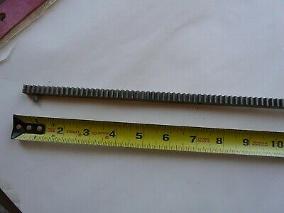 Atlas Craftsman 10 Or 12 Lathe Bed Rack 32 In Length