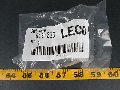 Leco Corporation New Metal Block Part No. 619-235 Consumables Spares Truspec T