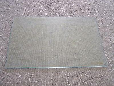 316237100 Kenmore Frigidaire Range Oven Inner Door Glass 20 1/8 x 12 15/16