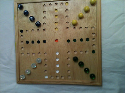AGGRAVATION, WAHOO GAME BOARD  14 1/4 x 14 1/4 inch 4 player board  for sale  Alvin