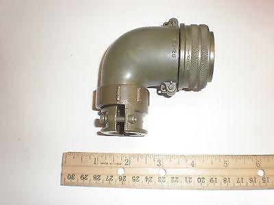 Used - Ms3108b 28-19p Sr - 10 Pin Plug