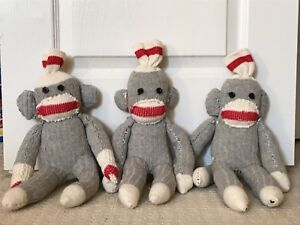 Sock monkeys for sale!
