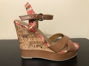 Call it spring heel/sandals size 7