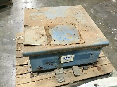 Renold Ajax Material Handling Shaker Table Vibrating 28 X 28 291bk
