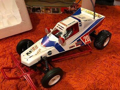 Vintage Grand Race Flashhopper Tamiya Grasshopper