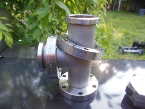 MDC mfg. T shape vacuum valve