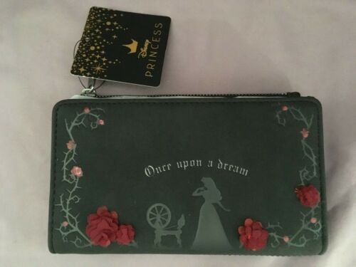 Loungefly Disney Sleeping Beauty Once Upon a Dream Wallet New NWT Sold Out