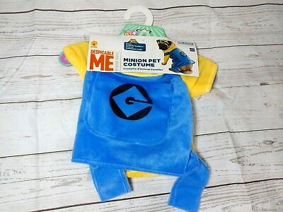 Despicable Me Minion Pet Costume, Small dog outfit