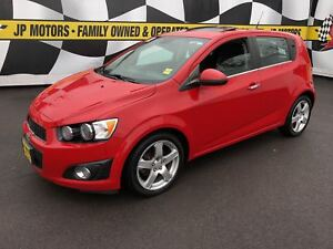 2012 Chevrolet Sonic LT, Automatic, Sunroof, 83, 000km