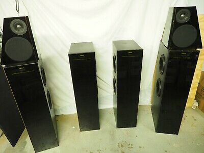 Meridian DSP 6000 Digital Loudspeakers System 4 speakers