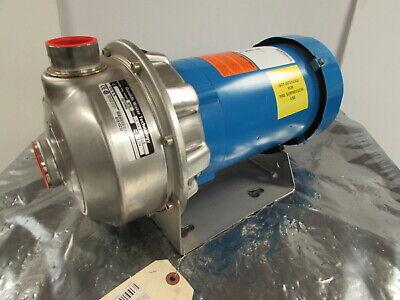 Goulds 2st1f6e5 Centrifugal Pump Gl Series Npe 1-12hp 575vac Nnb