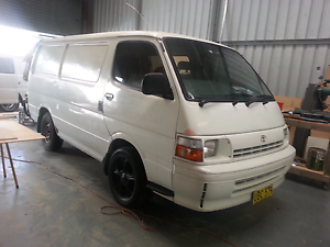 Toyota Hiace Campervan. Fully Equipped. Port Macquarie Port Macquarie City Preview