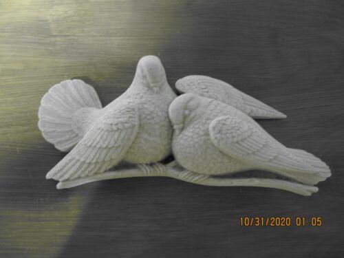 Love Birds  Doves wall plaque