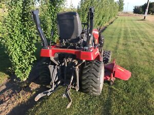 Acreage tractor for sale GC2410 2012