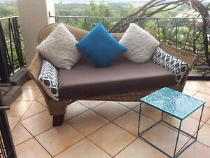 Great Cane Couch - Can Deliver