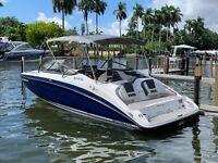 2020 Yamaha SX210 Jet Boat