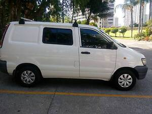 1999 Toyota Hiace/Townace Van 2017 August with RWC  cheap Surfers Paradise Gold Coast City Preview