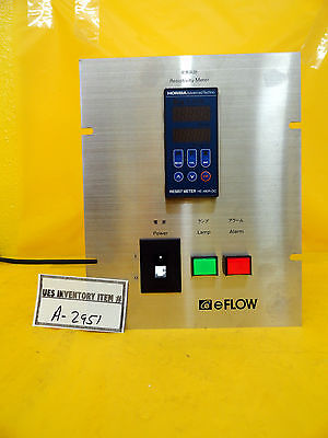 Dainippon Eflow Sd16l-24sh E Resistivity Meter Module Used Working