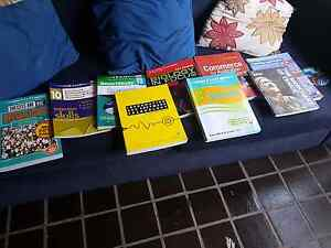All used textbooks Year 8 to Year 12 Westmead Parramatta Area Preview