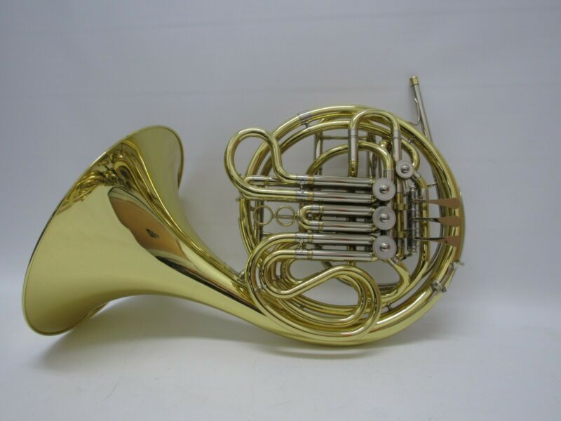 Eastman EFH462 Double French Horn 2019 Yellow Brass w/HSC  Display Model