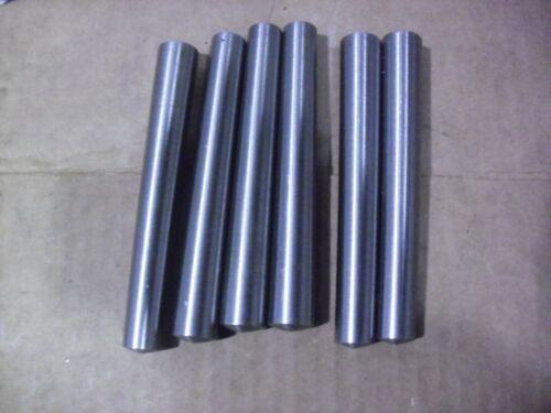 """SIX !! Steel Taper Pins # 10 x 5"""""""