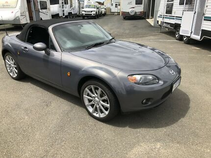 Mazda mx5 convertible Prospect Vale Meander Valley Preview