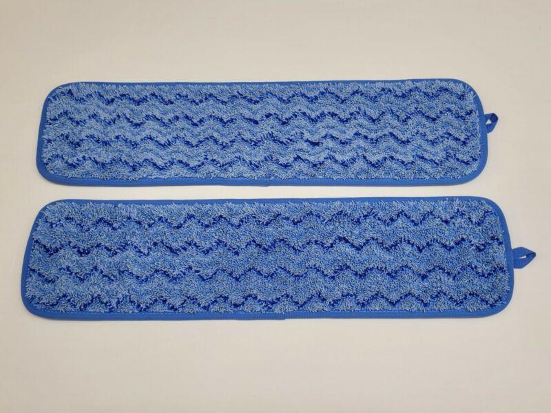 "Rubbermaid Commercial Hygen Microfiber 18"" Damp Room Mop Q410"