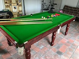 Pool table 7' x 4' Wantirna Knox Area Preview