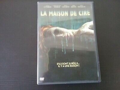 DVD la maison de cire