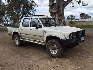 Toyota hilux Heyfield Wellington Area Preview