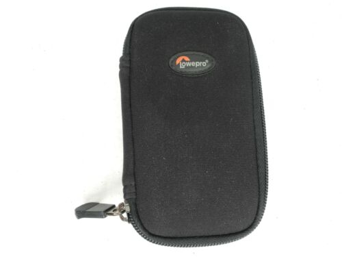 Lowepro DMC-Z Soft Case For 6x Compact Flash CF SD SDHC Memory Cards (READ!!!)