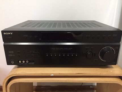 Sony STR-DE698   7.1 Channel Receiver