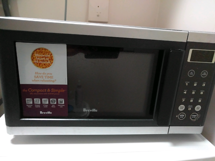 Breville Microwave For