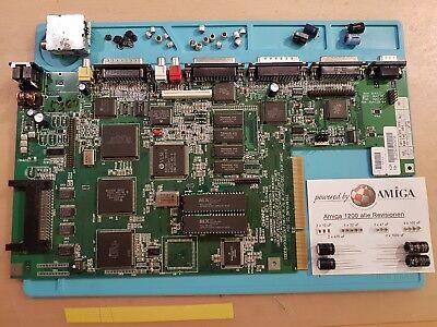 AMIGA 1200/600 Kondensatoren Austausch-Service, Capacitor Replacement Service
