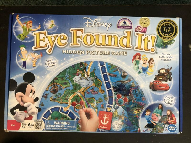 Disney Eye Found It