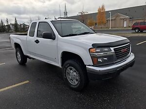 2008 GMC Canyon ExtraCab Pick-Up Truck