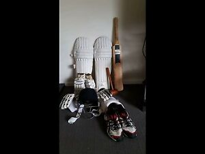 High quality cricket gear Birkdale Redland Area Preview