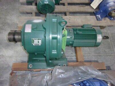 Sumitomo Sm-cyclo 3ph Gear Motor 2hp 1740rpm 10031 F-90l Chhms24185day1003