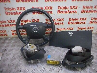 2007 MAZDA BT50 4X2 SINGLE CAB AIR BAG KIT