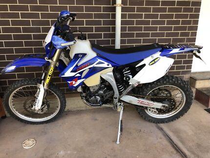 WR 450 2007
