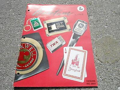 VINTAGE CATALOG #2782 -  1960s BANTAM PLAYING CARDS