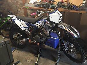 KTM 505 SFX dirt bike, motorbike, enduro CHEAP , NEED GONE Gaythorne Brisbane North West Preview