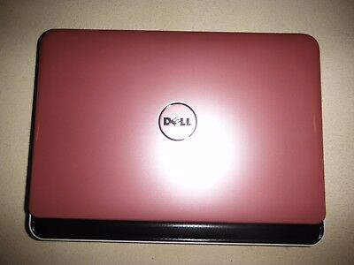 "Pink Dell Inspiron 1012 Mini Win7 - 10.1"" 160 GB 1 GB Atom 1.66 GHz - Netbook"