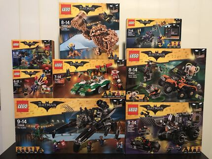 The Lego Batman movie sets brand new from $14