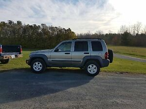 2007 Jeep Liberty Sport for sale